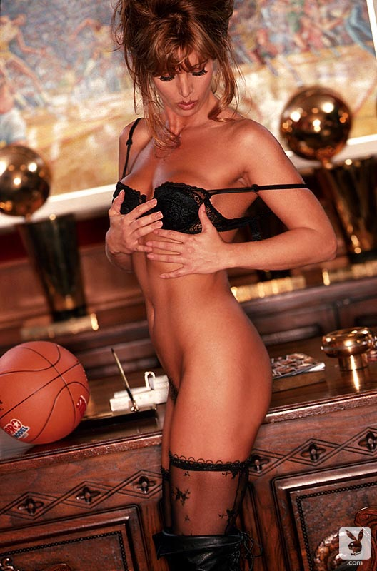 from Beckett jeanie buss sexy naked