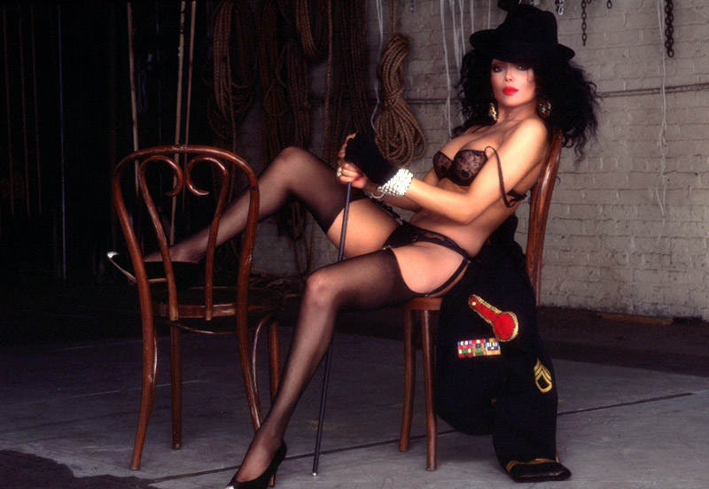 LaToya Jackson Nude - Naked Pics and Sex Scenes at