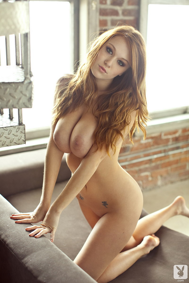 A sexy redhead who loves to flash part 2 2